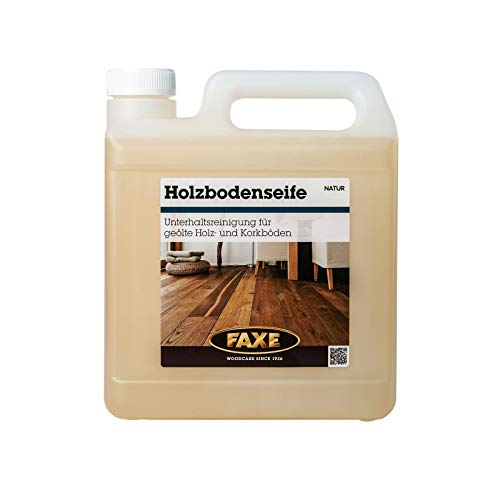 Faxe Holzbodenseife natur 2,5 Liter