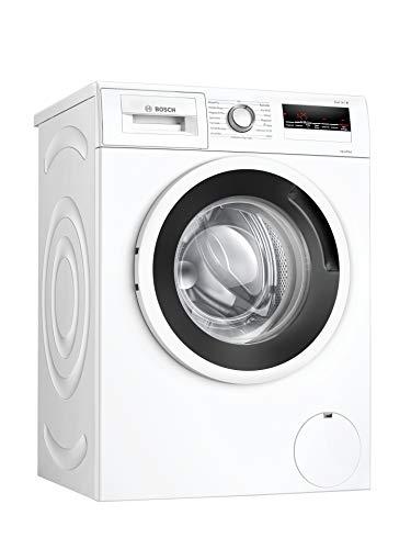 Bosch WAN28232 Serie 4 Waschmaschine Frontlader / D / 69 kWh/100 Waschzyklen / 1388 UpM / 7 kg / Weiß / AllergiePlus / ActiveWater™ Mengenautomatik