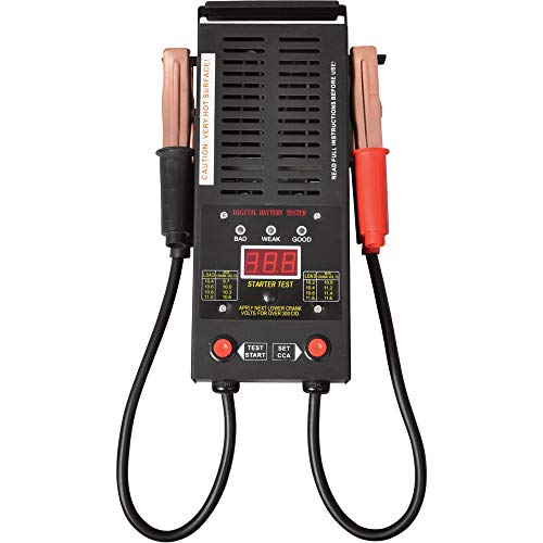 %43 OFF! Ironton Battery Load Tester - 125 Amps