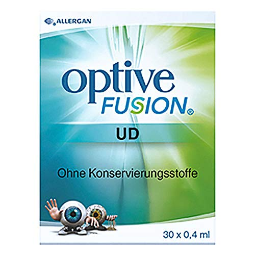 Optive Fusion UD 30x0.4ml, 30 Stück None