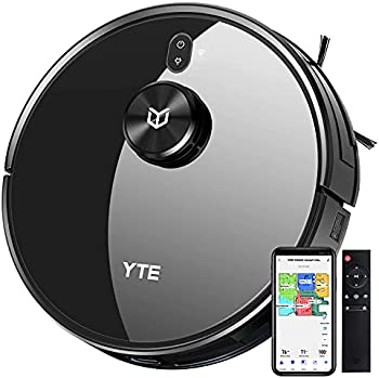 YTE 2700Pa Strong Suction Self-Charging Robot Vacuum
