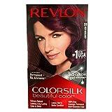REVLON Colorsilk Hair Color With 3D Gel Technology 3Db Deep Burgundy