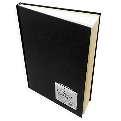 Daler-Rowney Ebony Artist's Hardback Sketch Book A4