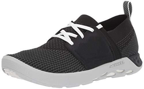 Merrell Women s Bondi AC+ Sneaker, Black, 10.0 M US