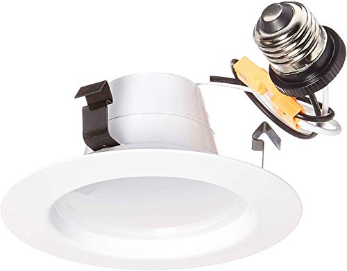 "FEIT Electric Enhance LED Retrofit Kit Recessed Light, 4"" 75W Equivalent Natural Daylight (5000K) (LEDR4HO/950CA)"