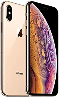 Apple iPhone Xs Verizon Gold 64 GB (Renewed)