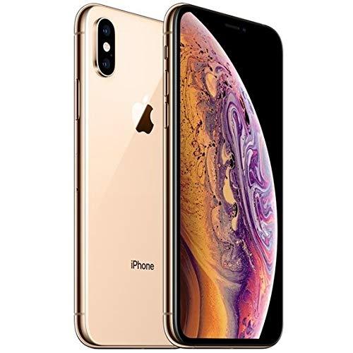 Apple iPhone XS, 256GB, Gold - For Verizon (Renewed)