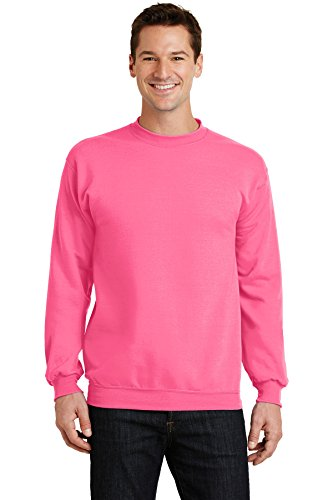 Hot Pink Sweater for Men's