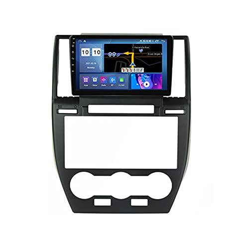 For Land Rover Freelander 2 Autoradio Bluetooth Coche 9'' Car Radio Touchscreen Bluetooth 5.0 GPS Eingebaut Apple Carplay Backup Camera RDS Plug And Play 5G WIFI SWC Support DVR/TPMS/DAB+/OBDII,M600s