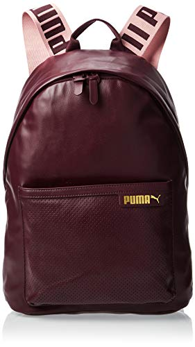 PUMA Prime Backpack Cali Mochilla, Mujeres, Vineyard Wine, OSFA