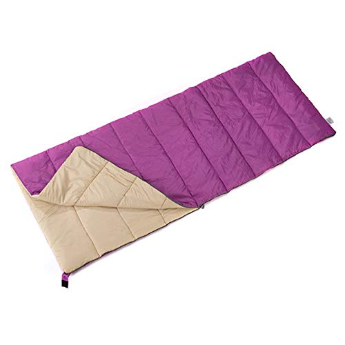 Good Instan and Best Envelope Sleeping Bag 4-Season Outdoor Camping Travel Hiking + Bag #BHTY