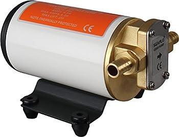 electric gear oil transfer pump