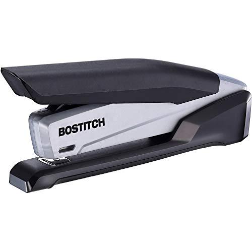 Bostitch InPower SpringPowered Desktop Stapler Black 1100