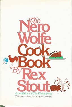 The Nero Wolfe Cookbook by Rex Stout (1973)