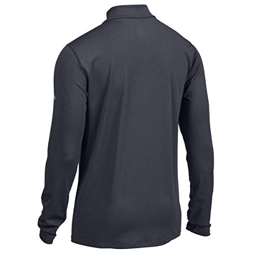 Men's Long-Sleeve Essential Peak Quarter-Zip Technical Top Anthracite XL
