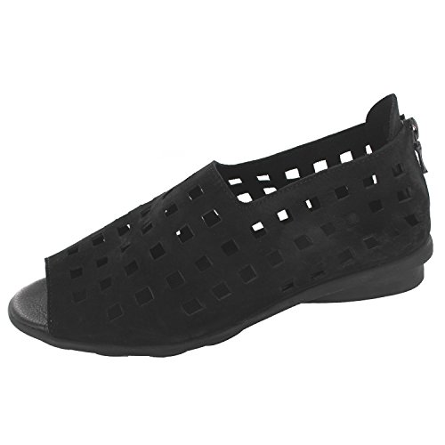 Arche Women's Drick Slip On,Noir,39 EU (US Women's 8 M)