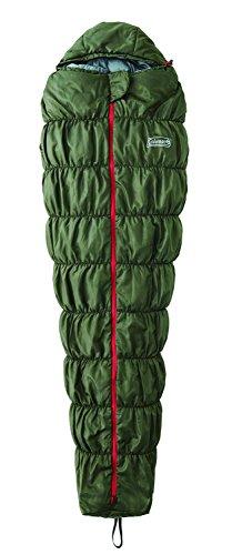 コールマン(Coleman) 寝袋 コルネットストレッチ2 L0 使用可能温度0度 マミー型 カーキ 2000031104