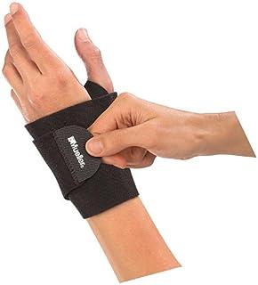 Mueller Wrist Support Wrap, Black OSFM