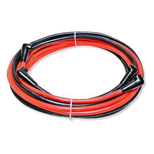XTREME WEK-12 UTV Winch 12ft Battery Wire Extension Kit For CREW Style UTVs 6 Gauge
