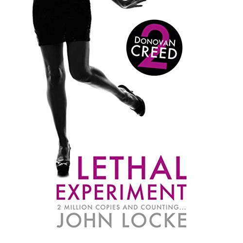 Lethal Experiment audiobook cover art