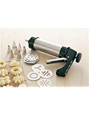 Safa Cookies and Biscuit maker with Cake Decorating tool - Black