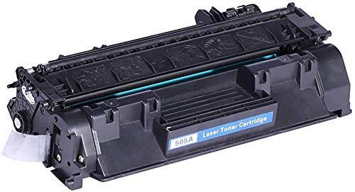 YXZQ Tonerkartusche, Kompatible CE505A / HP 05A Tonerkartusche, Geeignet für HP Laserjet P2035 / 2035N / 2055D / 2055DN / 2055X / 505X / P2055D / 2055DN-Drucker, Einfache Installation, Preis