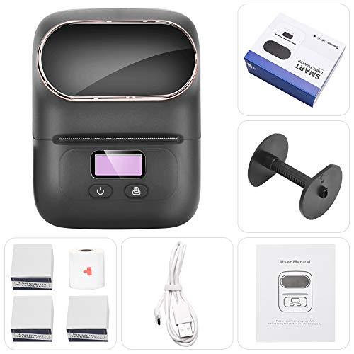 Vogvigo Wireless Label Printer Thermal Portable Bluetooth Label Maker...