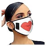 Sonnena 1PC Protección Desechable Respirables,Paño Sin Costuras al Aire Libre de Secado Rápido Día de San Valentín
