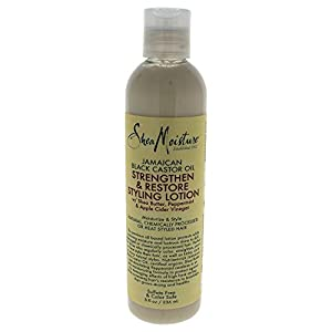 Beauty Shopping Shea Moisture Jamaican Black Castor Oil, Strengthen & Restore Styling Lotion,