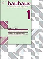 Bauhaus N1: Artist (Bauhaus Magazine)