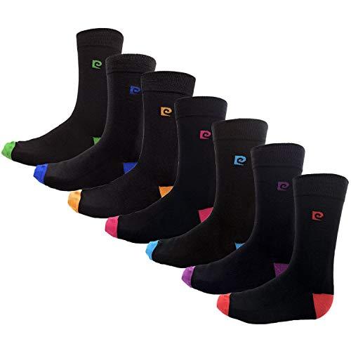 Pierre Cardin Socken (7er-Pack) Gr. One size, Heel Toe Black 3