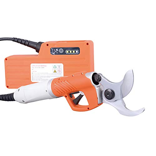 Lowest Prices! Yemuye Rechargeable Electric Pruning Shears Telescopic Professional Pruner Multifunct...