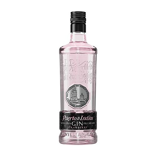 Photo of Puerto De Indias SBerry Gin (Pack of 6 x 70cl)
