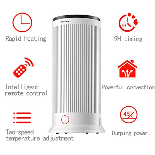 Home Vertikale Heizungen EnergiesparendStummSchnelle Elektroheizung Kleine Backöfen Elektrische Heizung Artefaktlegierung TrockenbrandröhreMit Dumping-Stromausfall- und Überhitzungsschutz für Schl