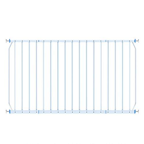 Baby venster hek, Home veiligheid witte hek, Punch-vrij smeedijzeren hek, geschikt voor baai raam, balkon (verschillende maten beschikbaar) 160-230cm