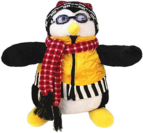 "kunqi trade Plush Penguin Toy 18"" Cute TV Friends Plush Doll Joey's Friend HUGSY Penguin Rachel Stuffed Toy 45.7 cm ."