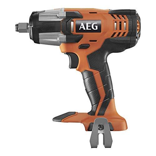 """AEG BSS18C12Z-0 4935446449 Akku-Schlagschrauber, 1/2"""" Vierkant Werkzeugaufnahme, Schrauber mit Überlastschutz, ohne Akku-BSS18C12Z-0, 18 V - 5"""