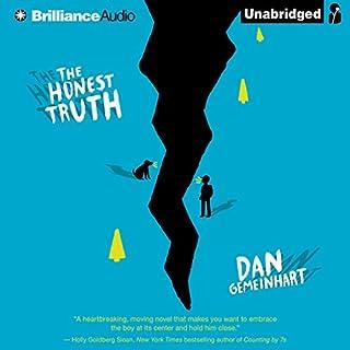 The Honest Truth audiobook cover art