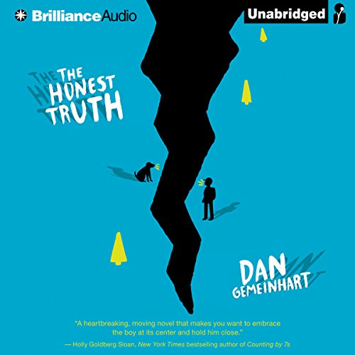 The Honest Truth audiobook cover art