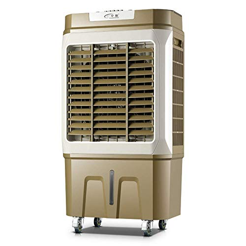 Ventilador de Aire Acondicionado Industrial Refrigeración Plus Ventilador de Agua Enfriador de Aire Comercial de Piso Vertical con Ahorro de energía para el hogar