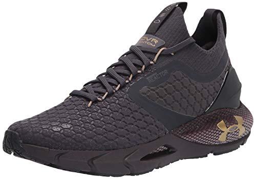 Under Armour Men's HOVR Phantom 2 ColdGear Reactor Running Shoe, Blackout Purple (501)/Jet Gray, 7.5