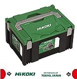 Hikoki 402540 - Tool box Negro, Verde caja de...