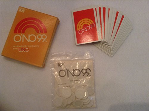 ONO 99 Card Game From The Makers Of Uno 1980 by ONO 99 Card Game From The Makers Of Uno 1980 International Games