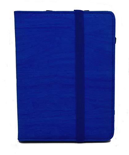 Custodia per eReader eBook da 6 pollici - Woxter, Tagus, BQ, Energy, SPC, Sony, Inves, Papyre, Wolder, Nolim - 6  universale (6 , Blu)