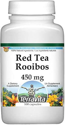 Red Tea Directly managed store Rooibos - 450 100 521862 ZIN: mg Capsules In stock