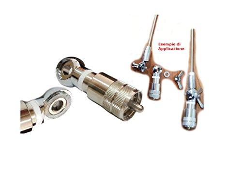 DV/PL 259 Adapter für Antenne