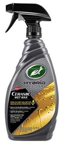 Turtle Wax 53410 Hybrid Solutions Ceramic Wet Wax  26 Fl Oz
