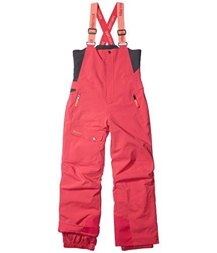 Marmot Rosco Unisex Bib Pantalon Enfant, Disco Pink, L