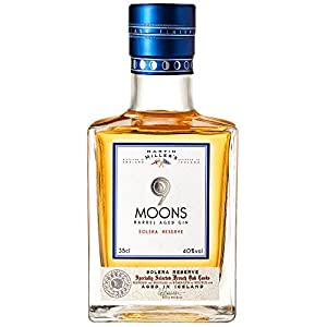 Martin Miller's 9 Moons Solera Reserve (barrel Aged Gin) - 350 ml