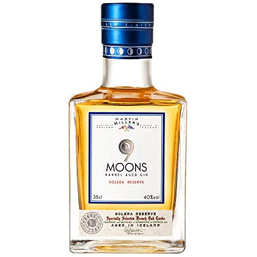 Martin Millers 9 Moons Solera Reserve (barrel Aged Gin) - 350 ml
